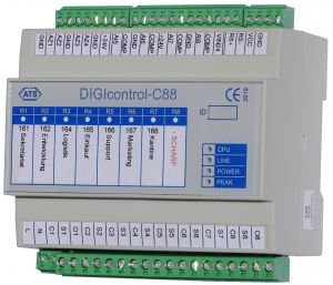 DIGIcontrol-C88