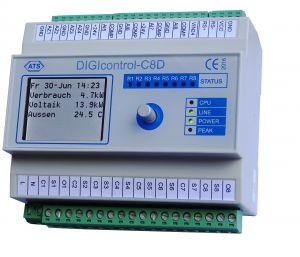 DIGIcontrol-C8D