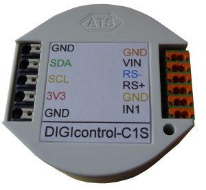 DIGIcontrol-C1S