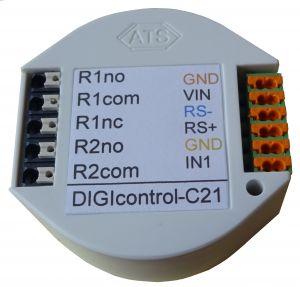 DIGIcontrol-C21