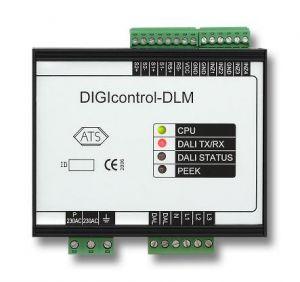 DIGIcontrol-DLM DALI bus controller